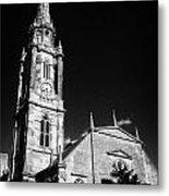 The Tron Church Edinburgh Scotland Uk United Kingdom Metal Print by Joe Fox