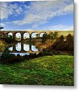 The Viaduct Metal Print
