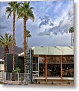 The View Palm Springs Metal Print