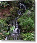 The Waters Shall Spring Forth From The Ground IIi Metal Print