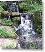 The Waters Shall Spring Forth From The Ground Vi Metal Print
