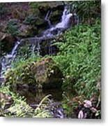 The Waters Shall Spring Forth From The Ground Viii Metal Print