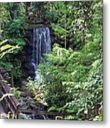 The Waters Shall Spring Forth From The Ground X Metal Print