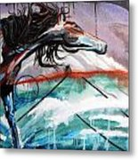 The Wild Within Metal Print