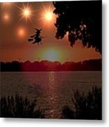 The Woodmere Witch Metal Print
