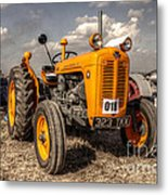 The Yellow 35 Metal Print