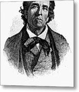 Theodore D. Weld (1803-1895) Metal Print