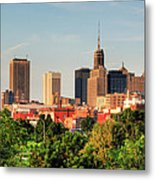 This Is My Town - Buffalo Metal Print