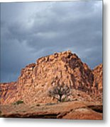 This Is Utah No. 28 - Life And Death Metal Print
