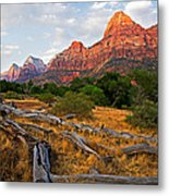 This Is Zion Metal Print