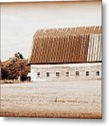 This Old Farm IIi Metal Print