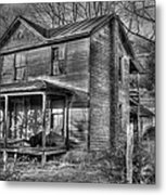 This Old House Metal Print by Todd Hostetter
