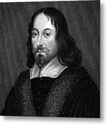 Thomas Browne (1605-1682) Metal Print