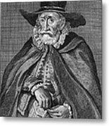 Thomas Hobson (1544-1631) Metal Print