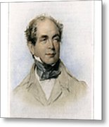 Thomas Moore (1779-1852) Metal Print