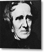 Thomas Sully (1783-1872) Metal Print