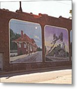 Thomasville Painted Wall Metal Print