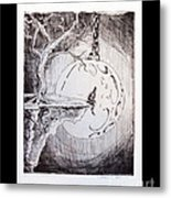 Thought Processes Metal Print