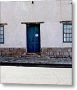 Three Doors And Two Windows Metal Print