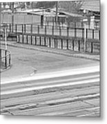 Three Moments In Time Metal Print