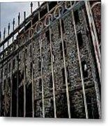 Through The Gates Metal Print
