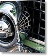 Thunderbird 3 Metal Print