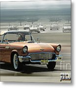Thunderbird Tribute Metal Print