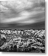 Thunderous Morning Over Cappadocia Metal Print