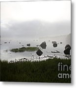 Tide Sequence - High Metal Print