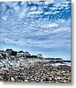 Tides Out Metal Print by Dan Crosby