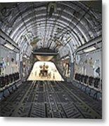 Tikrit, Iraq - A Ch-47 Chinook Metal Print
