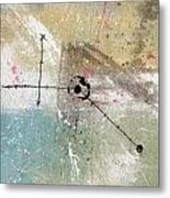 Time And Space 1  Metal Print