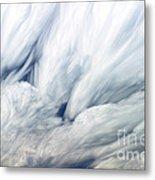 Time-lapse Clouds Metal Print