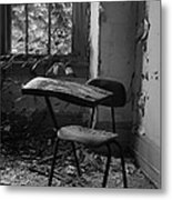 Time-out Metal Print