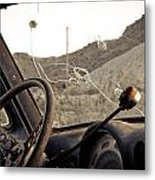 Time Stands Still Metal Print by Merrick Imagery
