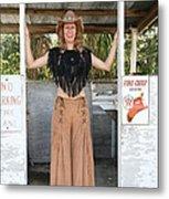 Tina Loy 650 Metal Print