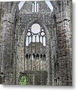 Tintern Abbey-wales Metal Print