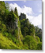 Tissington Spires Metal Print