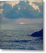 To The Ends Of The Earth Metal Print by Laurie Search