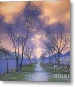 To The Water Metal Print