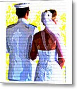 To Thee I Wed Metal Print