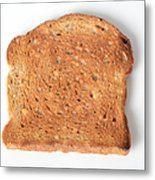 Toast Metal Print by Photo Researchers, Inc.