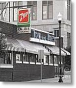 Tom And Joes 2 Metal Print