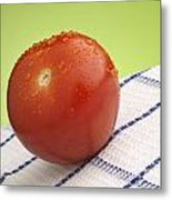 Tomato Metal Print by Blink Images