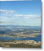Top Of Mount Wellington Tasmania Metal Print
