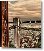 Top Of The Bay Metal Print