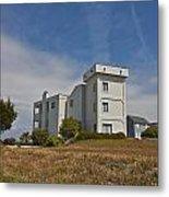 Topsail Island Observation Tower 1 Metal Print