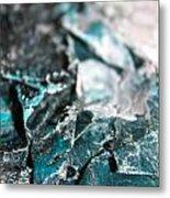 Torn. Metal Print
