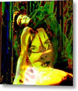 Tortured Memories Metal Print