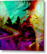 Touch Of The Sun Metal Print